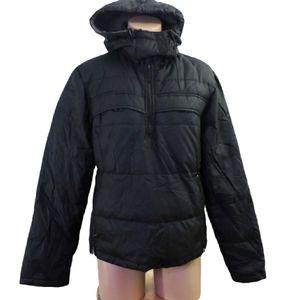 RW&CO unisex winter short black jacket Medium